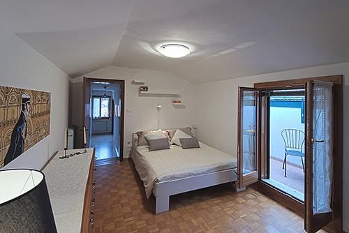 Residenza Anna ai Frari - Camera da letto