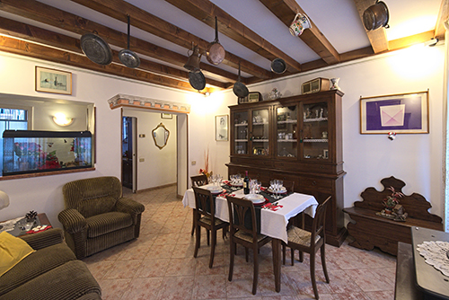 Residenza MaryBath - Living Room