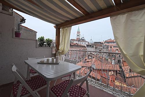 Residenza Tiziana - Amazing view of San Marco